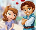 Sofia The First Kissing