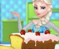 Elsa Cooking Classic Pound Cake