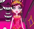 Draculaura Princess Dress Up