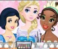 Barbie's Royal Makeup Studio
