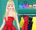 Barbie Prom Dress Up