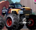 Play Jogo Online Crazy Monster Truck